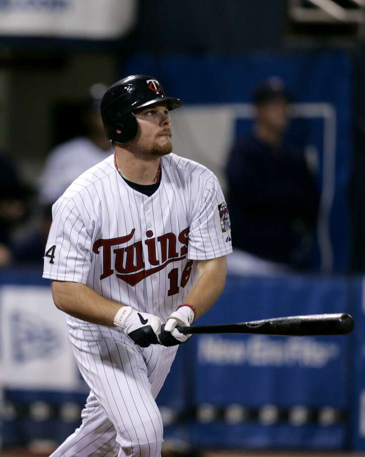 Associated Press - Minnesota Twins' Jason Kubel Photo: ASSOCIATED PRESS / AP2006