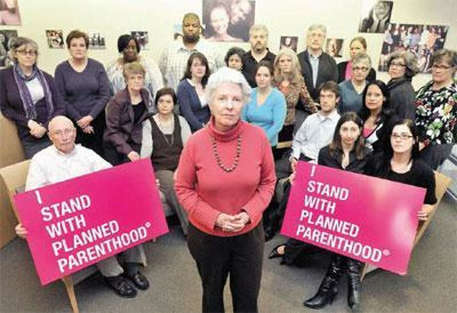 Judy Tabar, president and CEO of Planned Parenthood of Southern New England, fears federal government cuts to the group's programming. (Brad Horrigan/Register)