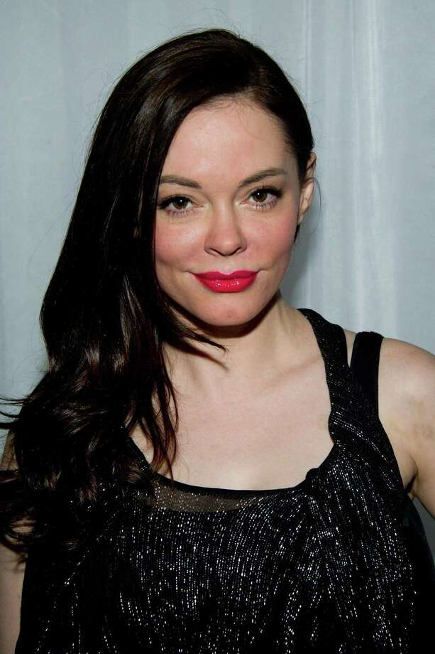 In this Feb. 13, 2011 file photo, actress Rose McGowan attends the Preen Fall 2011 show in New York. (AP Photo/Charles Sykes, file) Photo: AP / AP2011