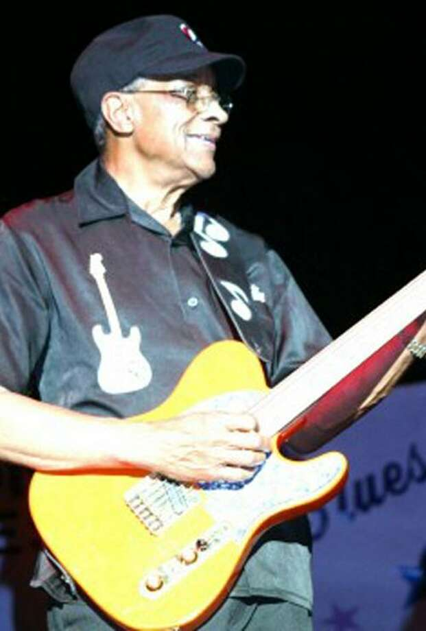 Guitar Legend Hubert Sumlin will be part of the Robert Johnson tribute at the Ridgefield Theater.