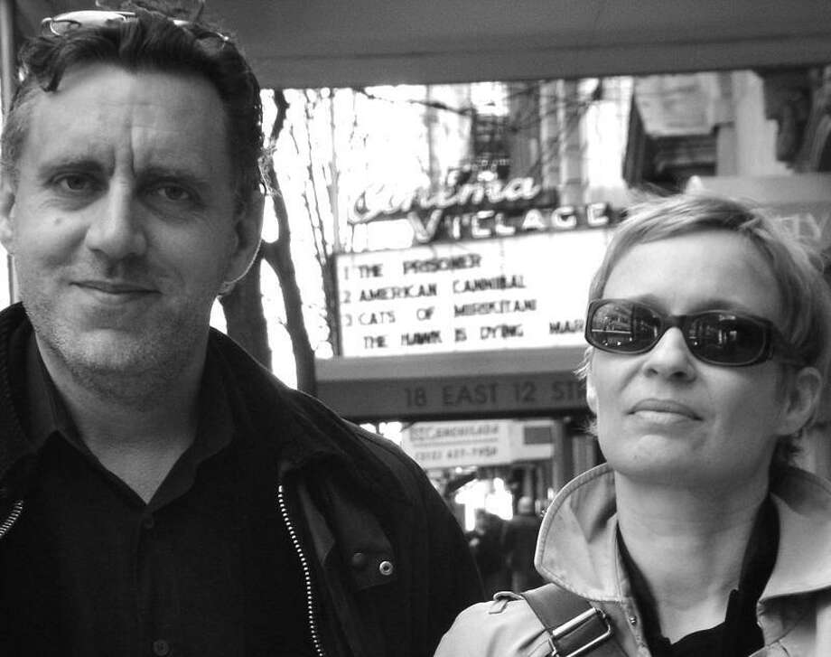 Four films by husband and wife filmmakers Michael Tucker, left, and Petra Epperlein will be shown this weekend at the A&I Festival. (Nomados LLC/Red Envelope Entertainment photo/Journal Register News Service)