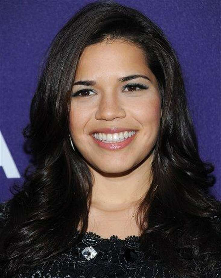 FILE - In this April 25, 2010 file photo, actress America Ferrera attends the world premiere of 'Letters To Juliet' during the 2010 Tribeca Film Festival in New York. (AP Photo/Evan Agostini, file) Photo: AP / AGOEV