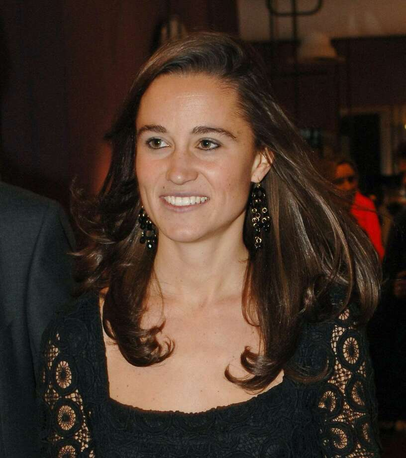 This file photo of Nov. 28, 2007 shows Philippa Middleton, sister of Kate Middleton who is engaged to be married to Prince William, in London. Prince Harry has been chosen as his brother's best man and Kate Middleton's sister Pippa will be her maid of honor at the British royal wedding on April 29, their office said Monday. (AP Photo/Fiona Hanson/PA Wire, file) Photo: ASSOCIATED PRESS / AP2007