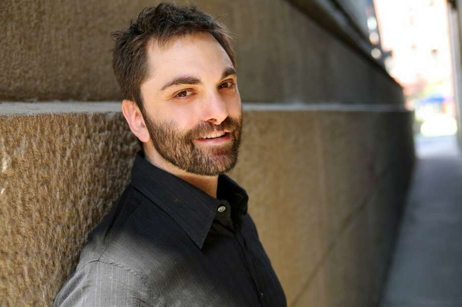 Oddfellows Playhouse's first distinguished alumni award winner, Broadway playwright Christopher Shinn, will be presented the award Thursday, June 17, at St. Clements Castle. (Contributed photo)