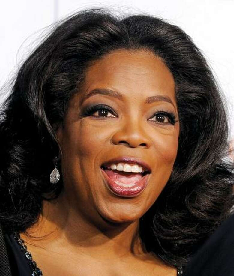 Oprah Winfrey Photo: AP / AP2009