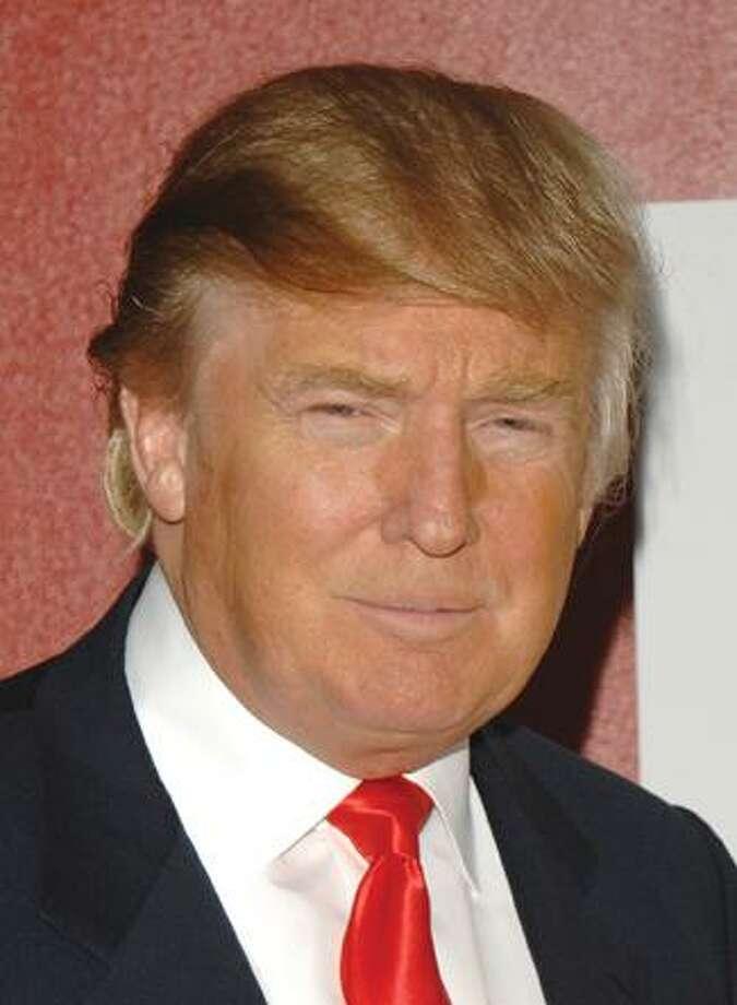 Donald Trump Photo: AP / AP2009
