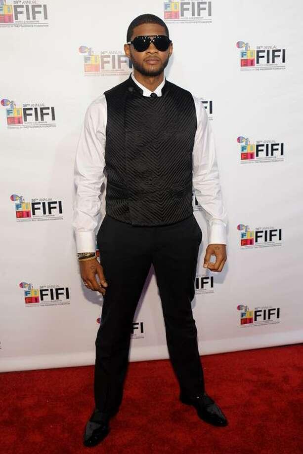Usher Photo: AP / AGOEV