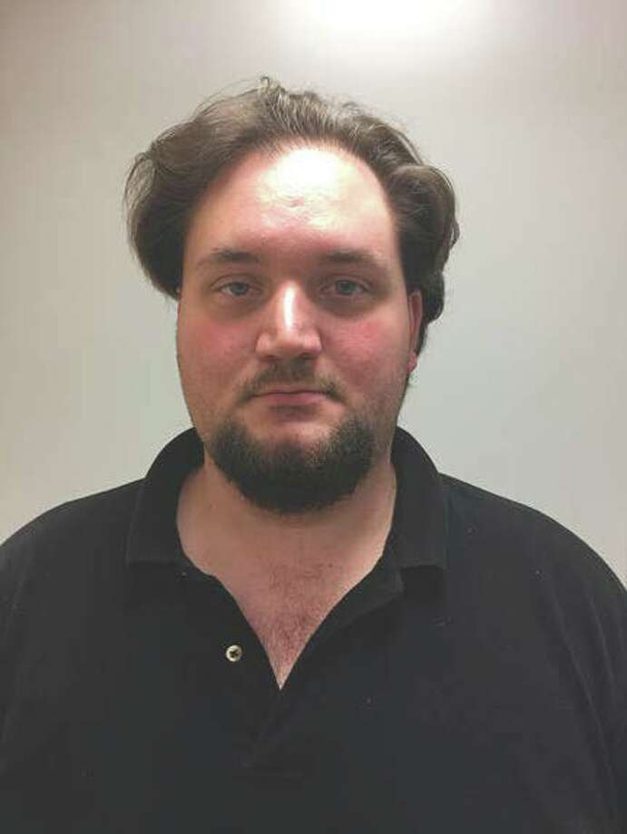 Kristofer M. Gregorek, 27, of Ballston Spa, is charged with manslaughter in connection with a fatal June 8 2017 crash on the state Thruway.