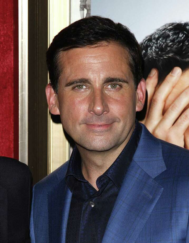 """FILE - In this July 19, 2010 file photo, actor Steve Carell attends the premiere of """"Dinner For Schmucks"""" at The Ziegfeld Theater, in New York. (AP Photo/Peter Kramer, file) Photo: AP / KRAPE"""