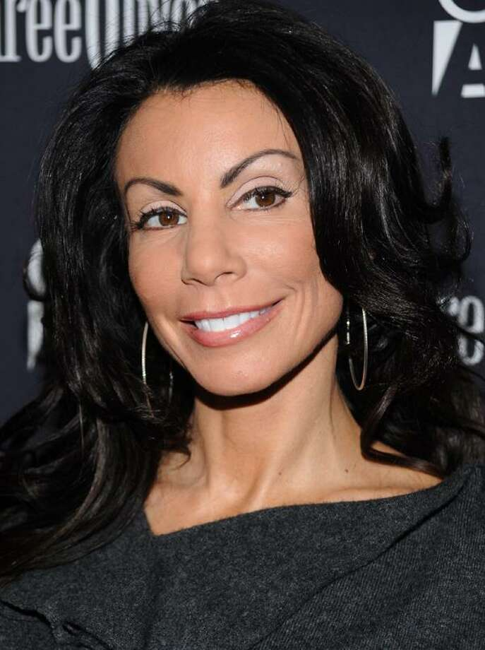 """In this Jan. 5, 2010, file photo, TV personality Danielle Staub attends the premiere of """"Youth In Revolt"""" in New York. (AP) Photo: AP / AP2010"""