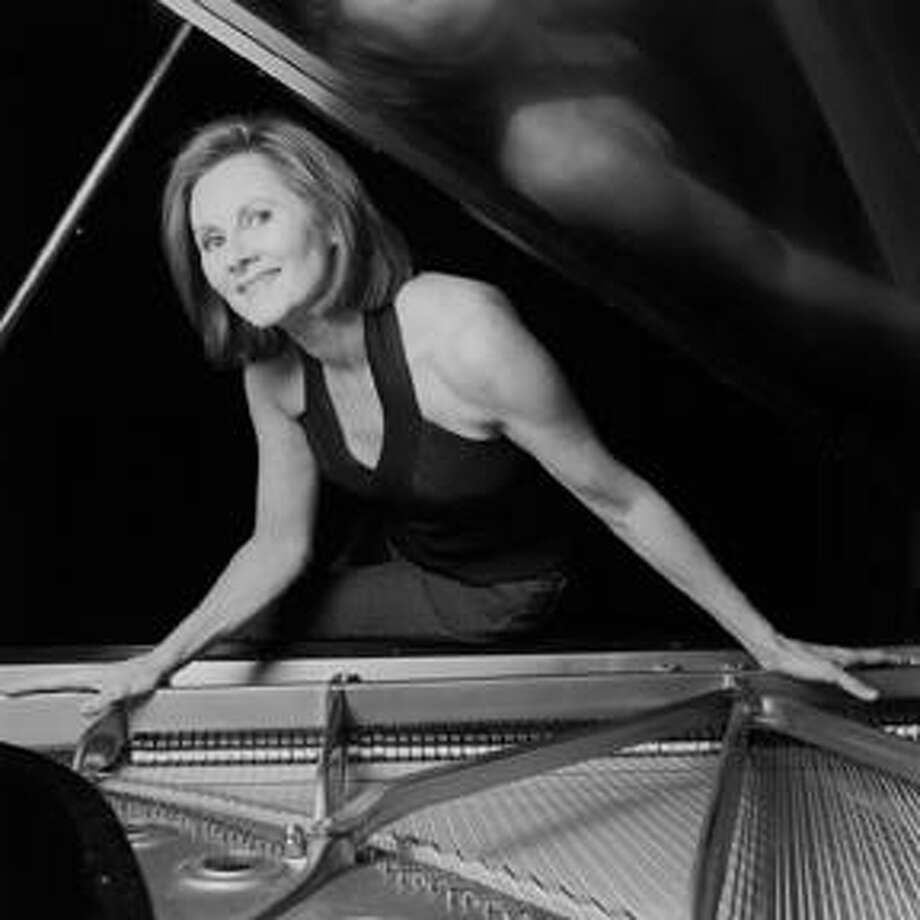 Pianist Mary Kathleen Ernst