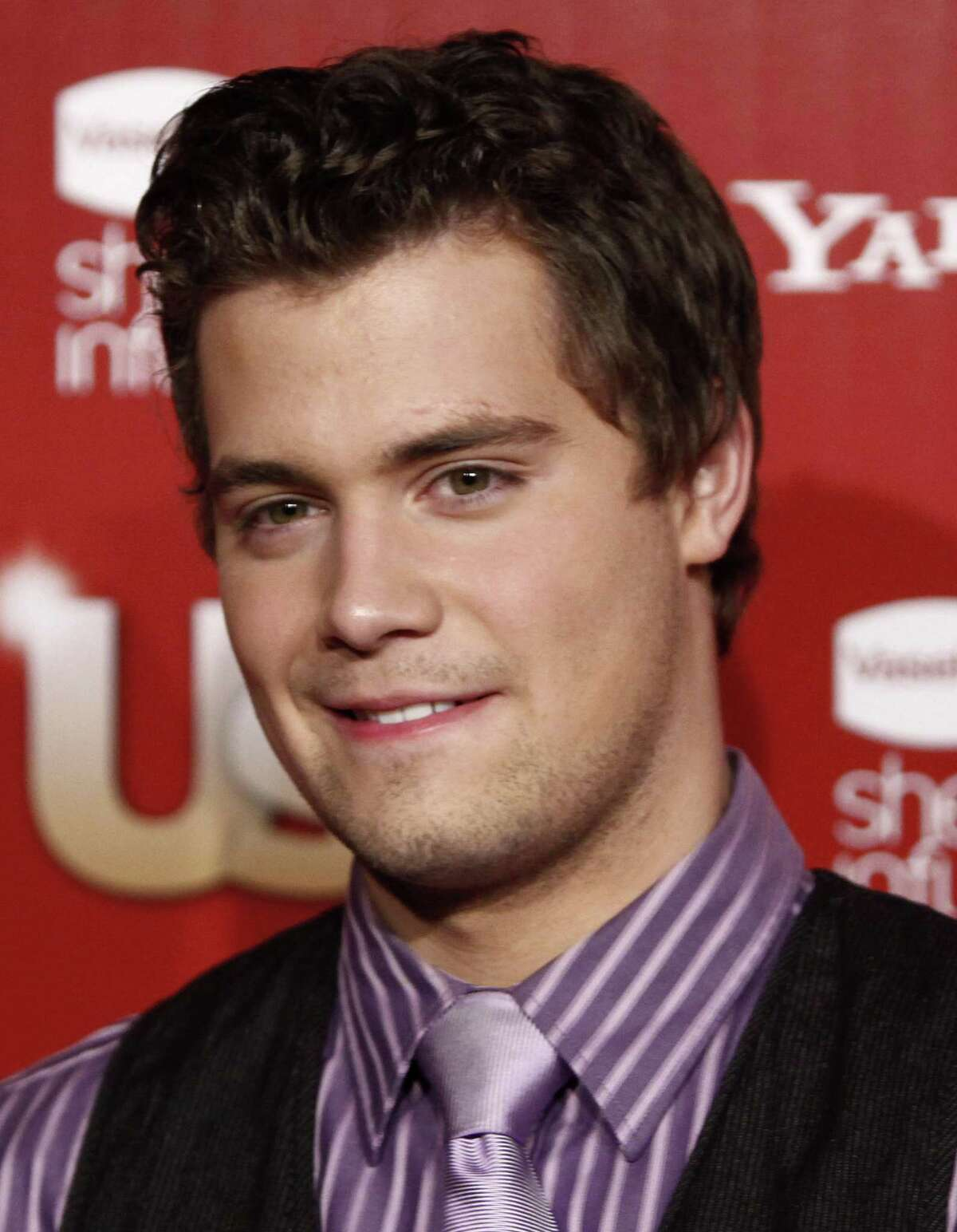 FILE - In this Nov. 19, 2009 file photo, Levi Johnston arrives at US Weekly's Hot Hollywood party in West Hollywood, Calif. (AP Photo/Matt Sayles, file)
