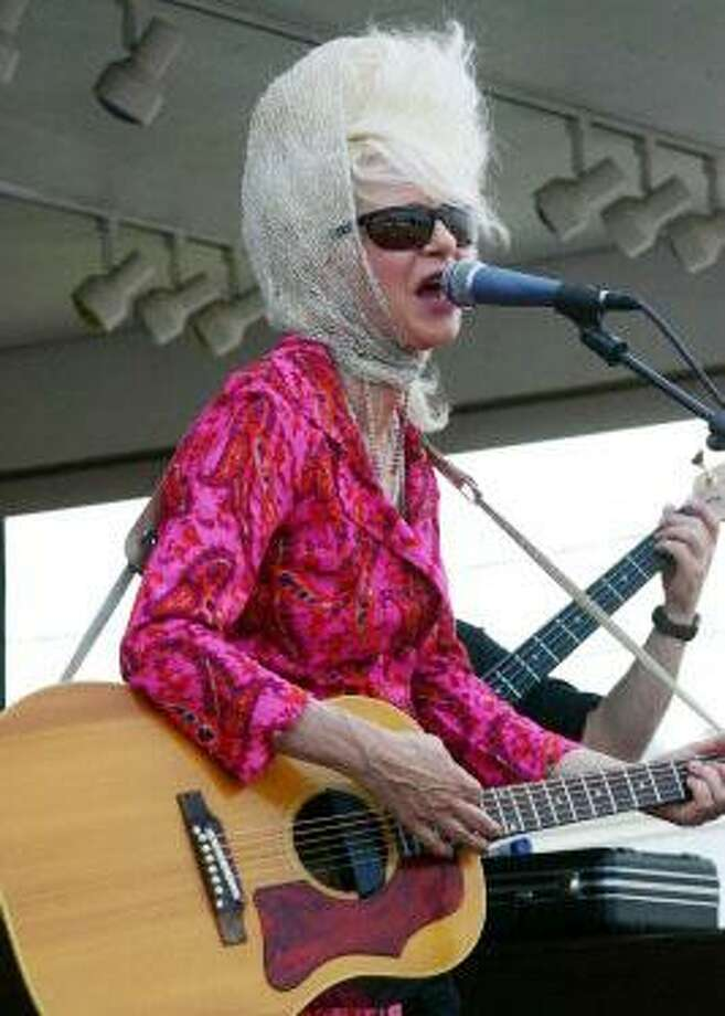 Christine Ohlman & Rebel Montez will be on the Bandshell Stage at the Meriden Daffodil Festival on Saturday.