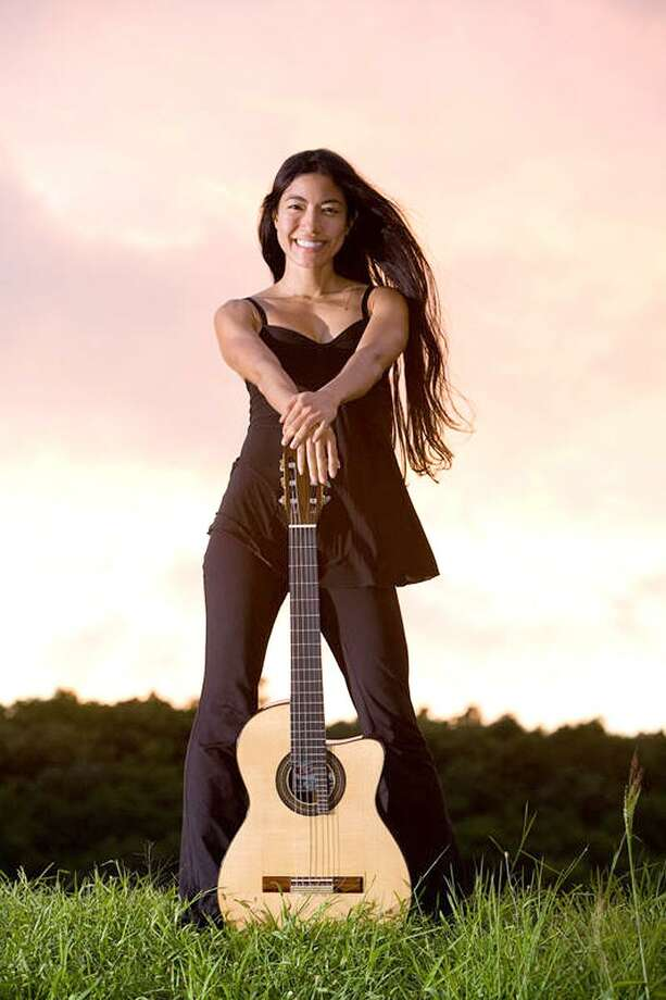 Guitarist Lorena Garay will make her first Shakespeare in the Grove appearance Sunday, July 17, performing Classical, Spanish and Latin American guitar. (Submitted photo)