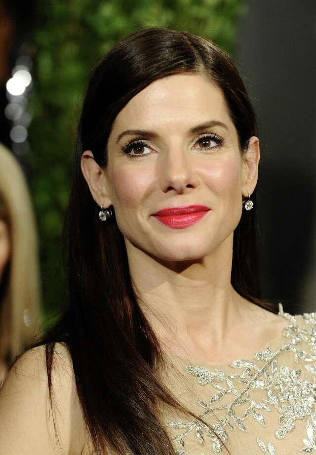FILE - In this March 7, 2010 file photo, Sandra Bullock arrives at the Vanity Fair Oscar party in West Hollywood, Calif. (AP Photo/Peter Kramer, file) Photo: ASSOCIATED PRESS / KRAPE