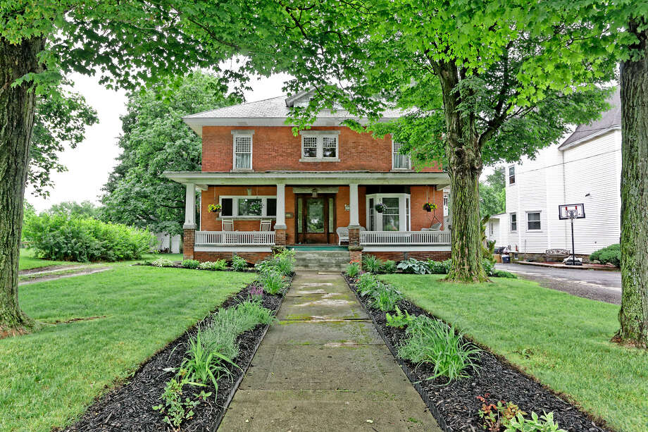 House of the Week: 162 South Main St., Mechanicville | Realtor:  Jean Maloney of 21st Century Properties | Discuss: Talk about this house Photo: David Bibicoff