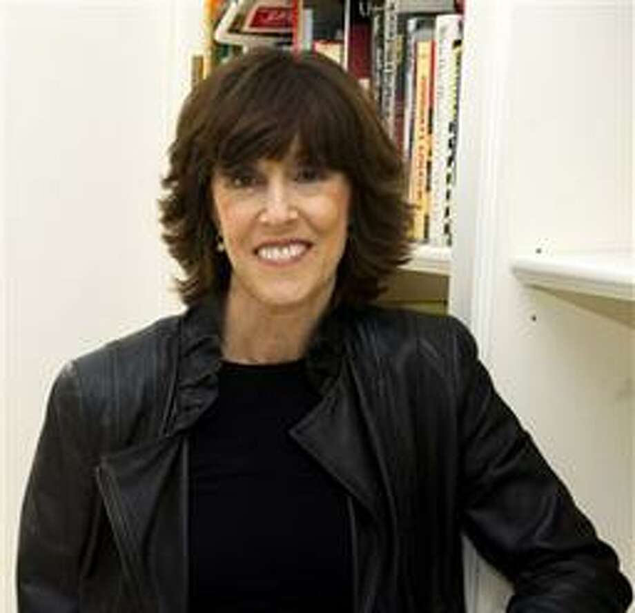 In this Nov. 3, 2010 photo, author, filmmaker and Huffington Post editor-at-large Nora Ephron poses for a photo at her home in New York. (AP Photo/Charles Sykes) Photo: AP / FR170266 AP