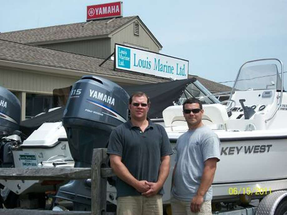 Boat show in Westbrook this weekend. (Submitted photo)