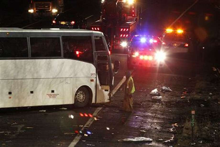Conn  inspections of bus company in deadly Bronx crash show