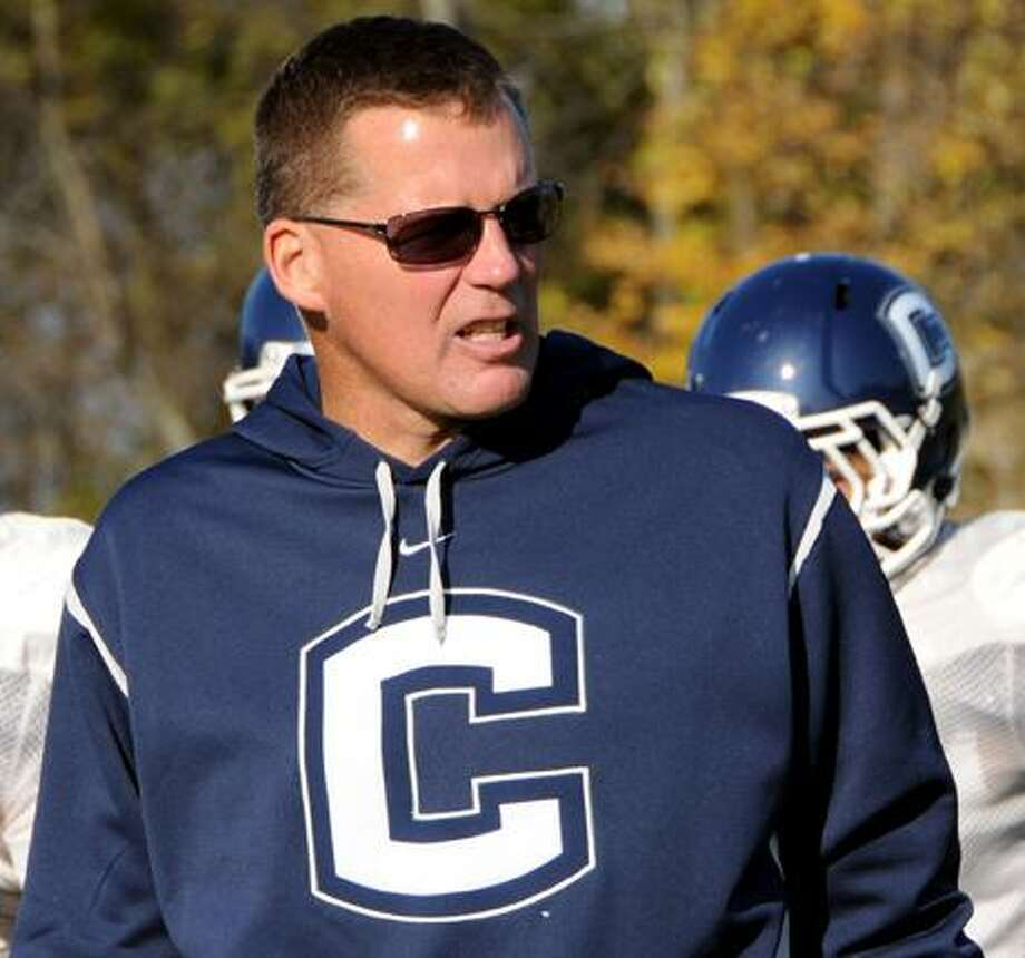 UConn Huskies football coach Randy Edsall Photo: AP / FR92389 AP