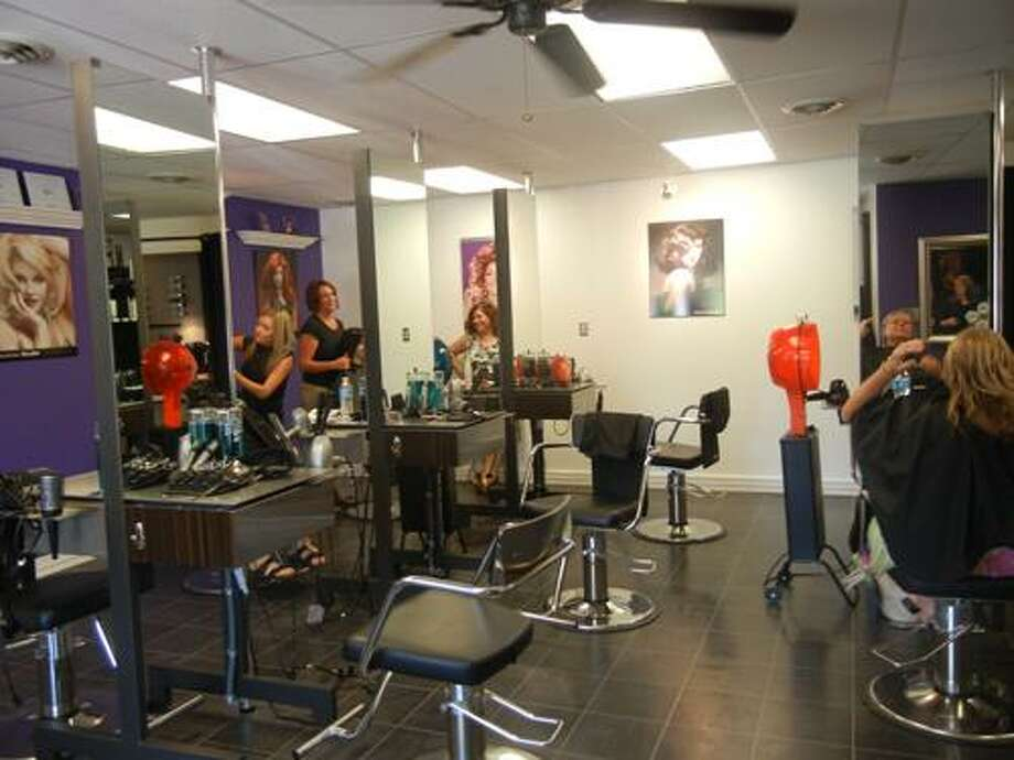 Jessica's Color Room Salon is located at 558 Newfield Street in Middletown. (Kelly Ann Gore-Oleksiw)