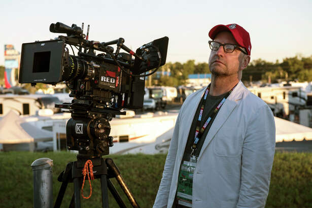"Steven Soderbergh came out of ""retirement"" to direct the film ""Logan Lucky."""