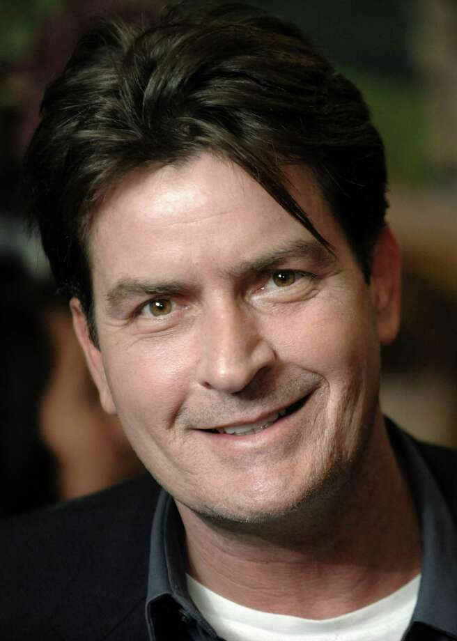 Charlie Sheen in Los Angeles. (AP Photo) Photo: ASSOCIATED PRESS / AP
