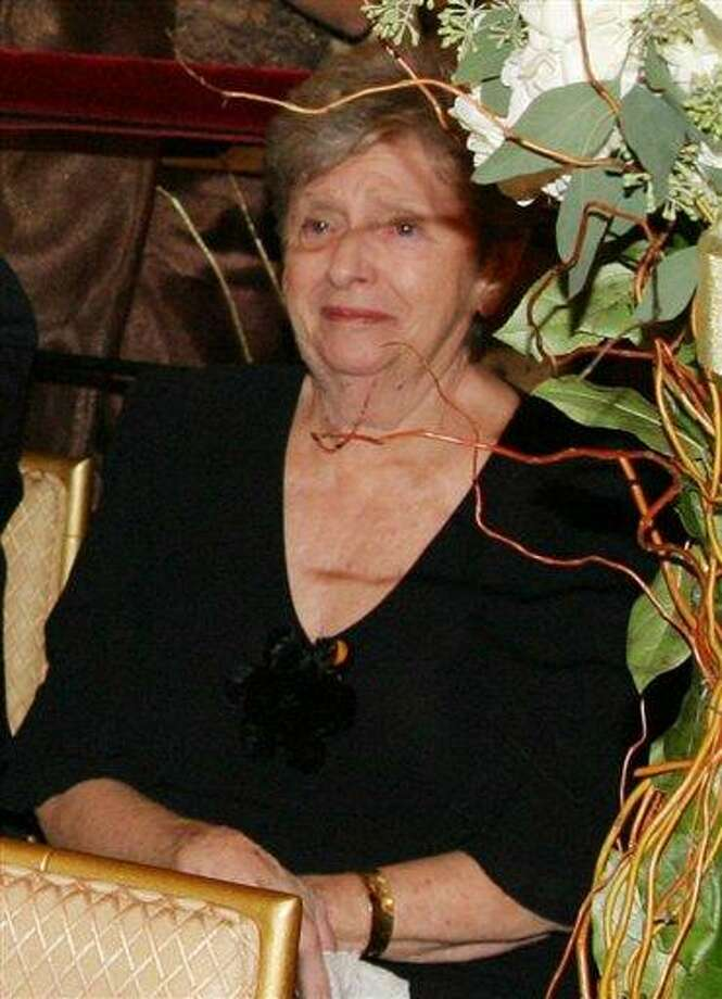 In this undated family photo provided by Bruce Zimmerman, Lenore Zimmerman is shown. The 85-year-old arrived in a wheelchair for a flight at New York's Kennedy Airport Nov. 29, 2011, but has said that she was required to go through a strip search after she asked to be patted down instead. She was concerned that passing through the airport's body scanner would interfere with her defibrillator. Associated Press Photo: ASSOCIATED PRESS / AP2007