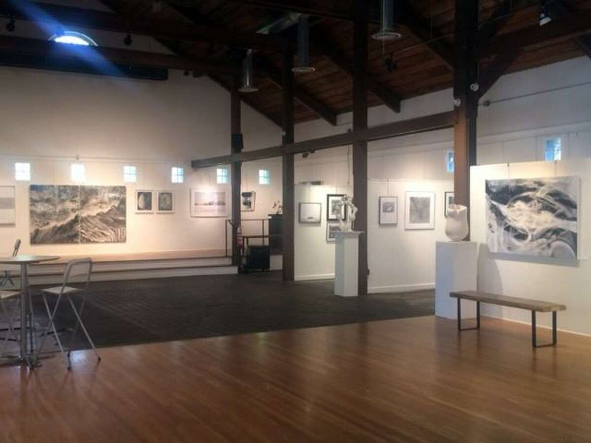 The Carriage Barn Arts Center in New Canaan.