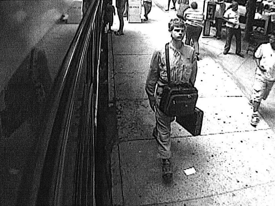 Surveillance photo released by police