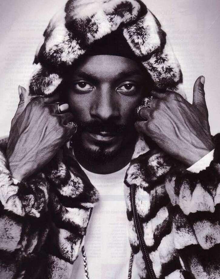 Snoop Dogg. (Journal Register News Service)