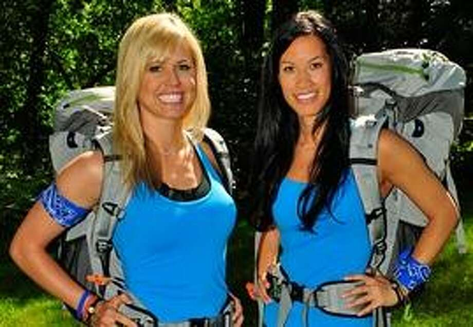 Nat & Kat, the team of doctors who won the most recent Amazing Race.