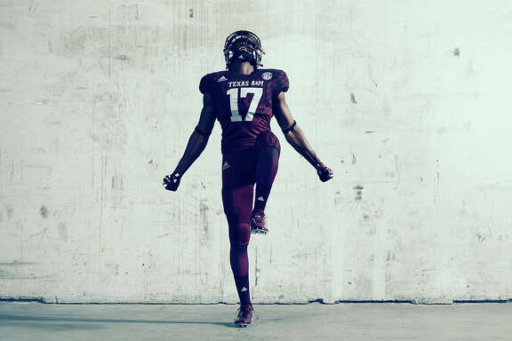 A look at the uniforms Texas A&M will wear against Mississippi State on Oct. 28, 2017 at Kyle Field