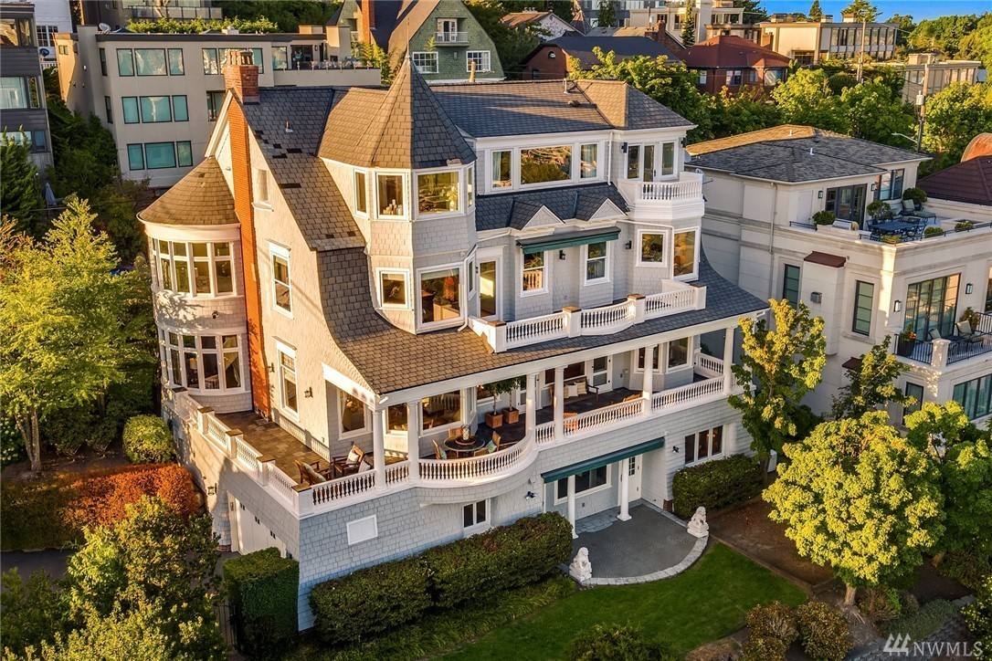 Historic Queen Anne Mansion Listed For 78M Seattlepicom