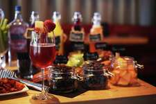 Cover 3, the Austin-based eatery with a San Antonio location at Loop 1604 and Huebner Road, has recently started a mimosa bar to go with it Bloody Mary bar, both open for brunch Saturday and Sunday.
