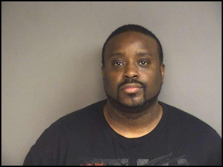Terrence Mapp, 42, of Stamford, was charged with selling crack cocaine to an undercover officer in Stamford. Photo: Stamford Police / Contributed