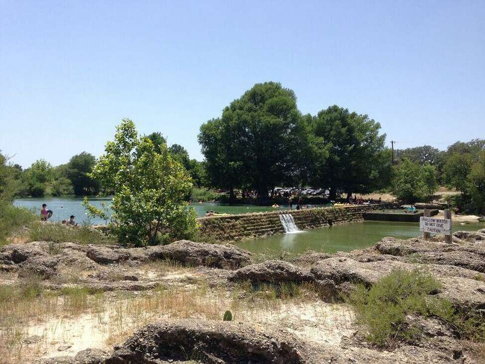 Blanco State Park:50.9 miles from downtown San Antonio Take a short hike and experience a different side of the park, which is typically known for an afternoon swim.The riparian habitat along the river is home to plants, animals and millions of years of history beneath your feet.101 Park Road 23, Blanco; (830) 833-4333; tpwd.texas.gov.