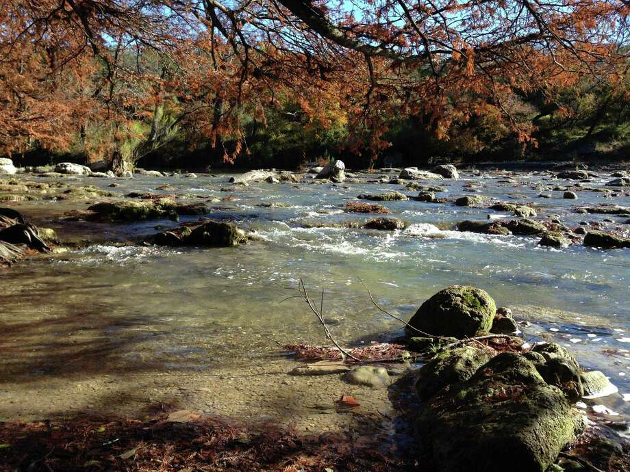 Guadalupe river state park closed tuesday due to rain for San antonio fishing spots