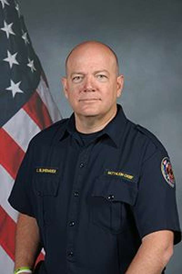 Assistant Chief of Operations Chuck Blumenauer has been named as the new interim chief for the Midland Fire Department.  Photo: City Of Midland
