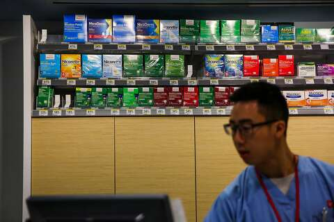 Big tobacco fuels nicotine replacement addiction, UCSF study