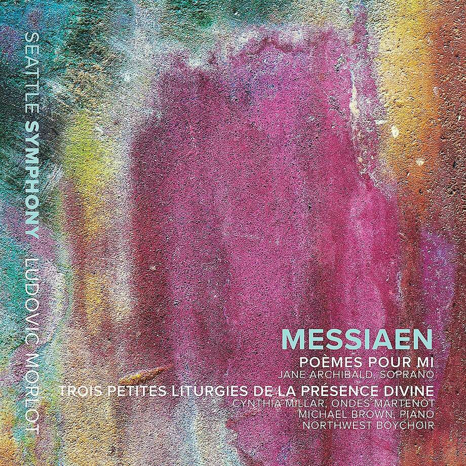 "Messiaen, ""Poèmes pour Mi"" Photo: Seattle Symphony Media"