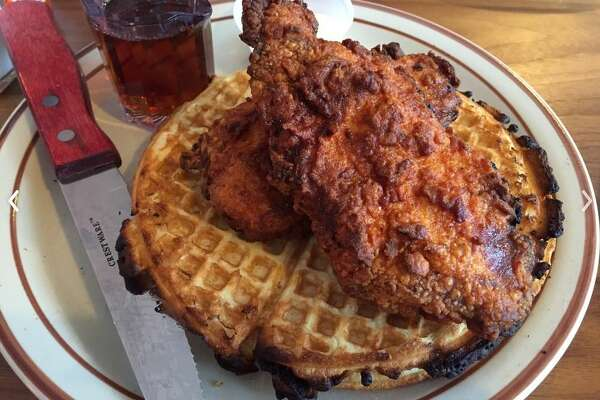 Fat's Fried Chicken and Waffles