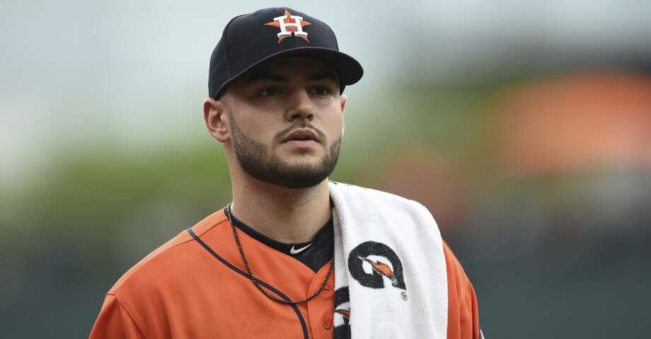 A.J. Hinch and Lance McCullers Jr. were cryptic about McCullers' bullpen session on Thursday.PHOTOS: Check out how the Astros have fared through each game this season. Photo: Gail Burton/Associated Press