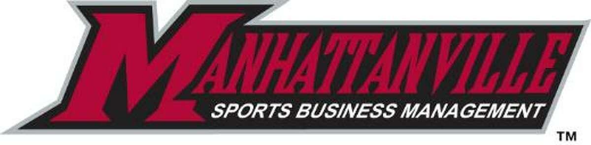 Manhattanville Sports Management logo.