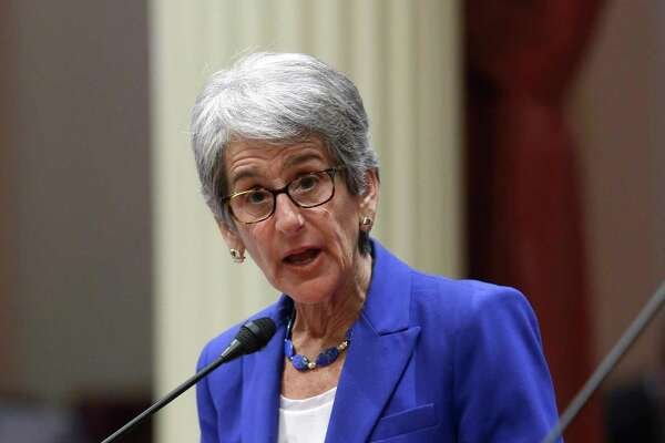 California Sen. Hannah-Beth Jackson wants to break down tech barriers that confront women.