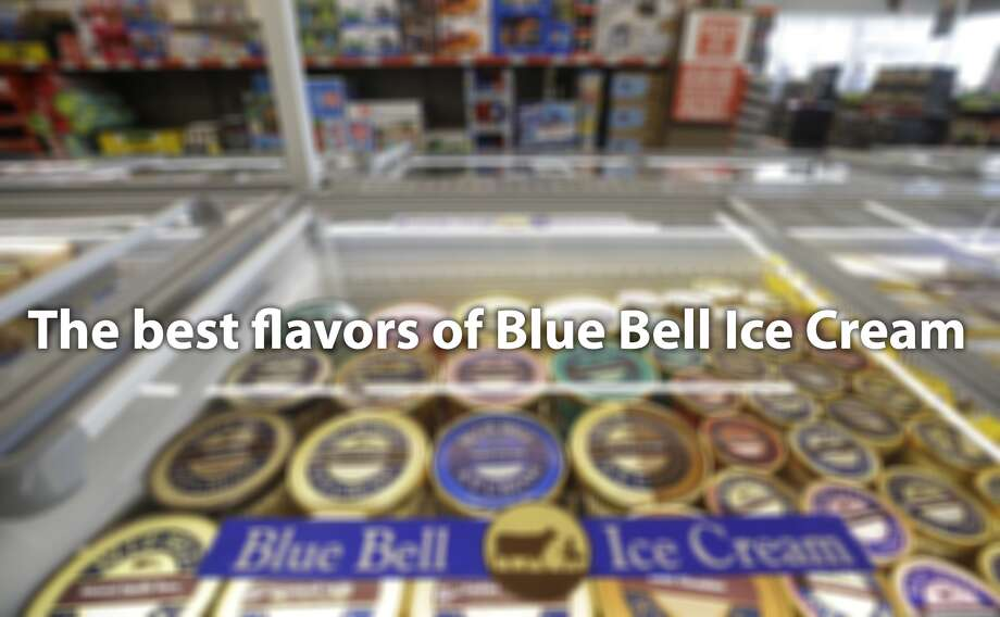 See the best flavors of Blue Bell Ice Cream