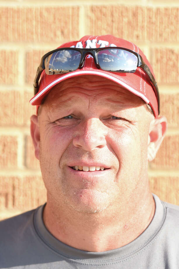 Aug. 8, 2017 -Stanton football coach John Peterson James Durbin/Reporter-Telegram Photo: James Durbin
