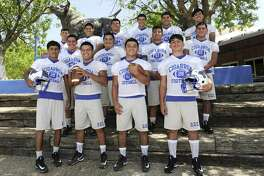 """The Cigarroa football team lives by a mantra of """"Discipline. Dedication. Commitment.,"""" or DDC for short."""