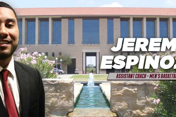The TAMIU basketball team hired Jeremy Espinoza, a Newman alumnus, as its next assistant coach.
