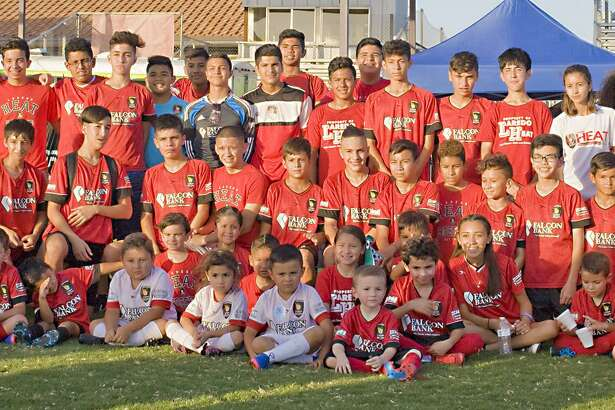 The Laredo Heat Youth Soccer Club and Academy celebrated its annual Family Day on TAMIU's campus at the Dustdevil Soccer Field on Thursday evening.